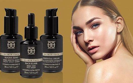 Jedinečná italská kosmetika s použitím bio rostlinných olejů
