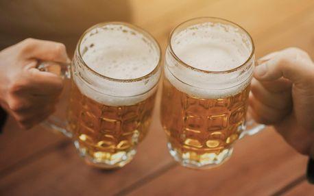 Pivo dle výběru s sebou: lahev či 30 - 50 l sud