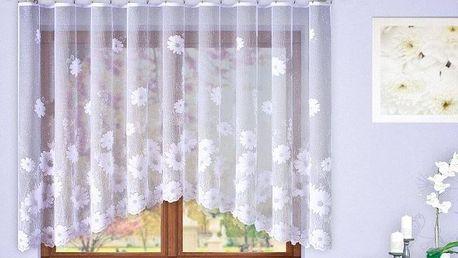 Kusové obloukové záclony: na výběr z 13 variant