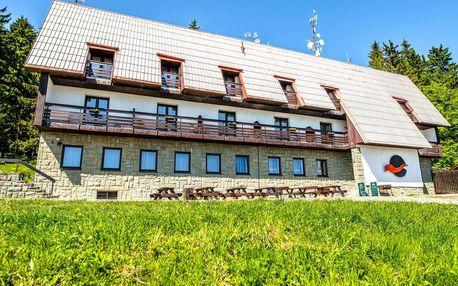 Hotel Kozubová v Beskydech s polopenzí