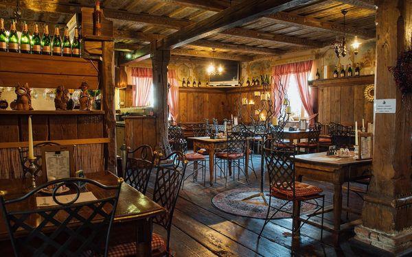 Noc v tradičním středověkém pokoji | 1 osoba | 2 dny (1 noc)4