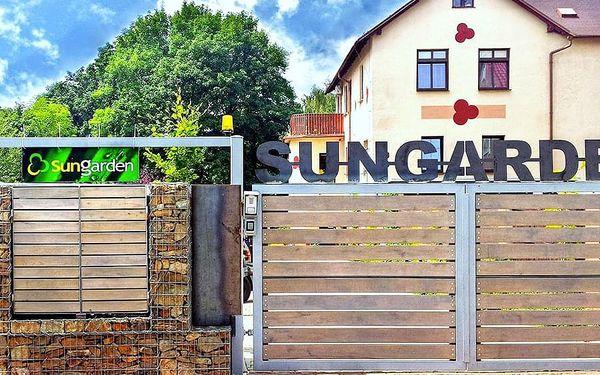 Líbánky v Apartmá SunGarden | Liberec | Celoročně (mimo letních a vánočních prázdnin). | 3 dny/2 noci.4