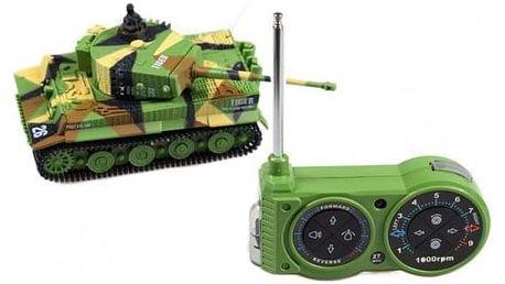 Mini RC tank 1:72