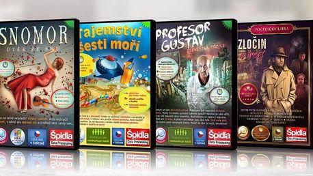 Počítačové hry pro malé i velké: cena od 5 Kč