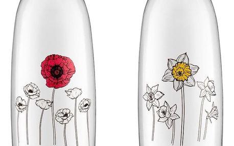 Sodastream Lahev FUSE 2 x 1l Květiny v zimě; 42003192