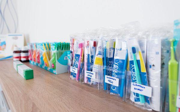 60 minut důkladné dentální hygieny4