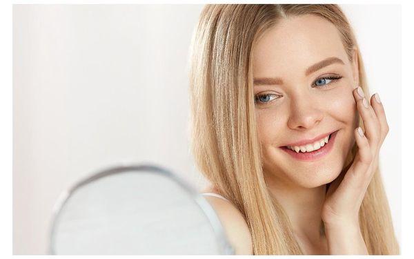 Kosmetické ošetření vč. biostimulačního laseru