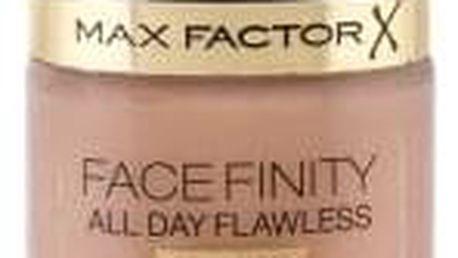 Max Factor Facefinity 3 in 1 SPF20 30 ml tekutý make-up s uv ochranou pro ženy 40 Light Ivory