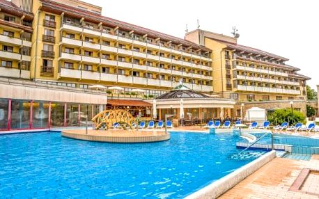 Maďarsko: Tapolca v Hunguest Hotelu Pelion **** s neomezeným termálním wellness, léčivou jeskyní a polopenzí
