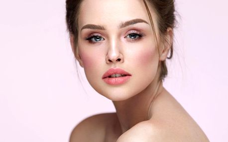 Kosmetické ošetření pleti včetně mikrodermabraze