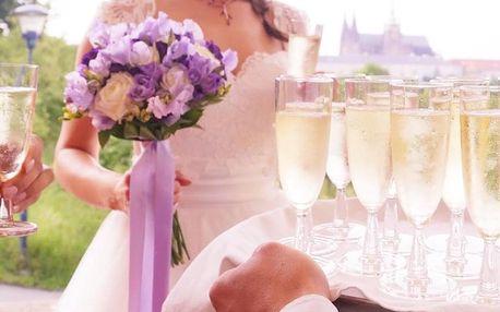 Champagne party pro novomanžele