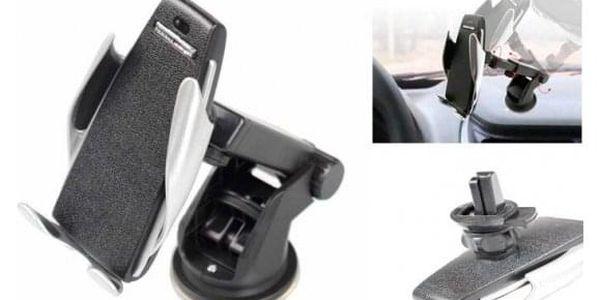 Bezdrátová nabíječka do auta S5 new