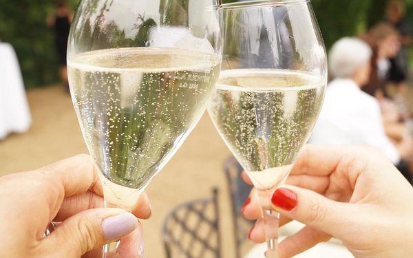 Champagne party pro novomanžele   Praha   Celoročně dle vypsaných termínů.   2-3 hodiny.2