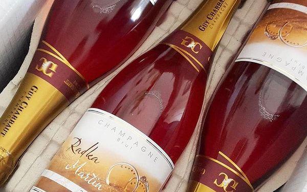 Degustace šampaňského pro dva   Praha   Celoročně dle vypsaných termínů.   2-3 hodiny.4