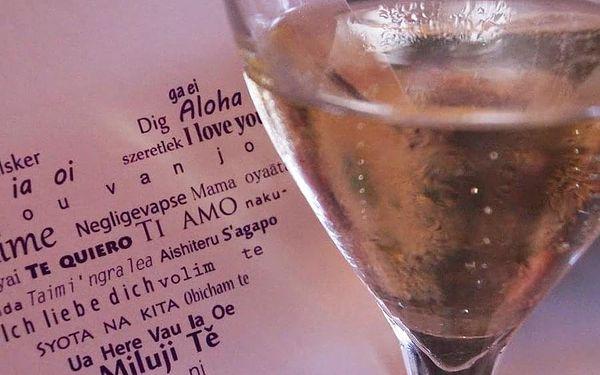 Degustace šampaňského pro dva   Praha   Celoročně dle vypsaných termínů.   2-3 hodiny.5