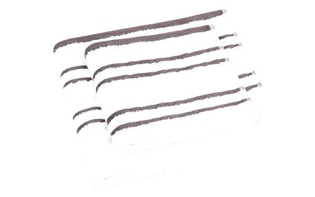 Profod Sada ručníku a osušky Snow šedá, 50 x 100 cm, 70 x 140 cm