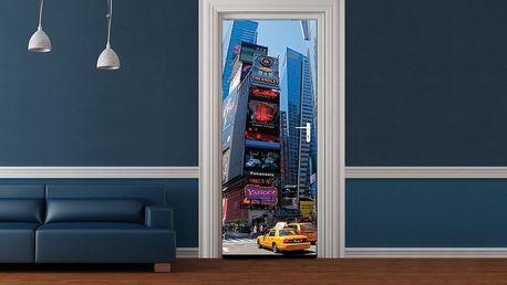 1Wall fototapeta Times Square 95x210 cm