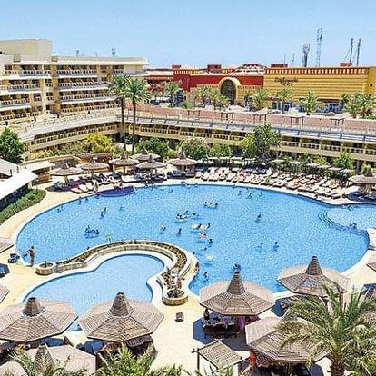 Egypt - Hurghada letecky na 14-15 dnů, all inclusive