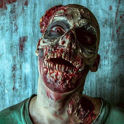 Zombomor - hororová venkovní úniková hra