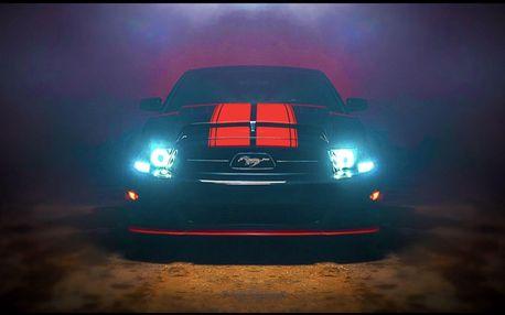 Projížďka na 15 minut v upraveném Ford Mustang Boss 302