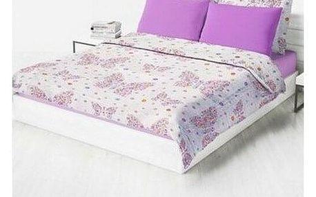 Domarex Dětský přehoz na postel BUTTERFLY, 150 x 200 cm