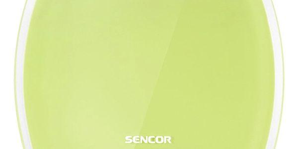 Sencor SKS 37GG kuchyňská váha, zelená2