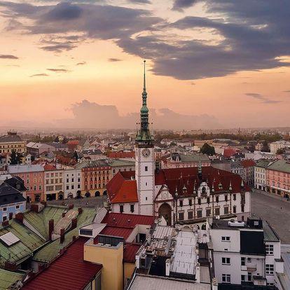 Dovolená v Hotelu Milotel*** v Olomouci s polopenzí