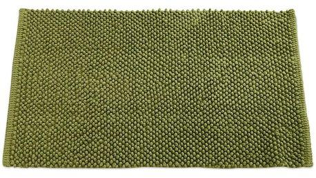 TODAY TODAY Koupelnová předložka 50x80 cm Bambou - zelená