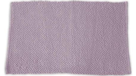TODAY TODAY Koupelnová předložka 50x80 cm Poudre de lila - pudrová