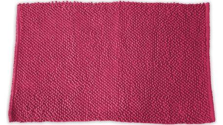 TODAY TODAY Koupelnová předložka 50x80 cm Jus de myrtille - růžová