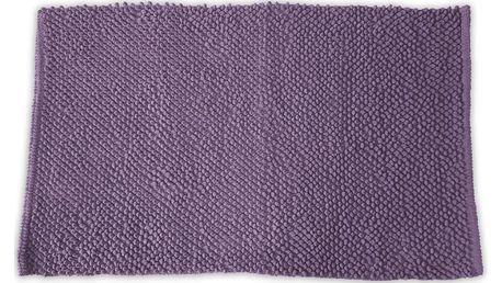 TODAY TODAY Koupelnová předložka 50x80 cm Figue - fialová