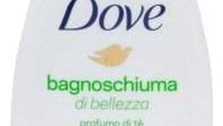 Dove Go Fresh Cucumber 700 ml pěna do koupele s vůní okurky pro ženy
