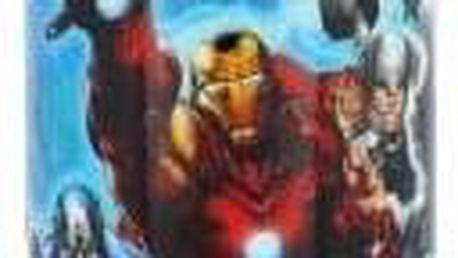 Marvel Avengers 250 ml pěna do koupele pro děti