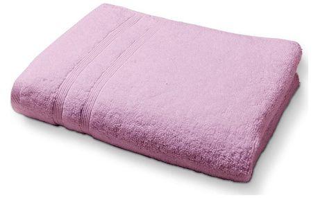 TODAY TODAY Ručník 100% bavlna Poudre de lila - pudrová