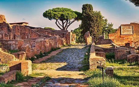 Památkový Řím s koupáním v Ostii