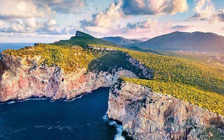 Toulky severním pobřežím Sardinie