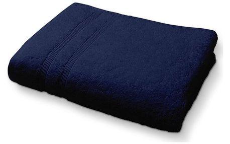 TODAY TODAY Ručník 100% bavlna Ciel d'orage - tm. modrá