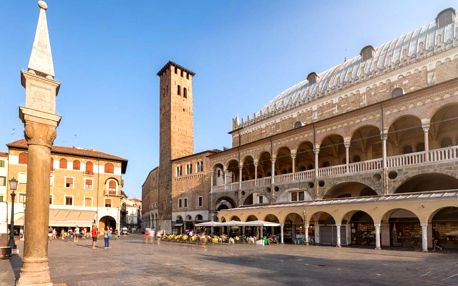 Putování severní Itálií