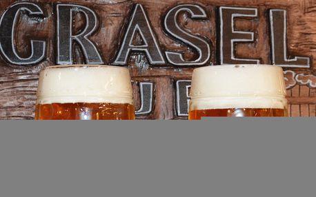 Pivařský set: 5 piv dle výběru v PET lahvi k odnosu