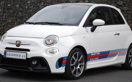 Fiat 500 Abarth: zapůjčení na 1, 7 nebo 15 dní