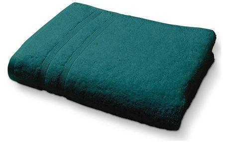 TODAY TODAY Ručník 100% bavlna Emeraude - barva jehličí