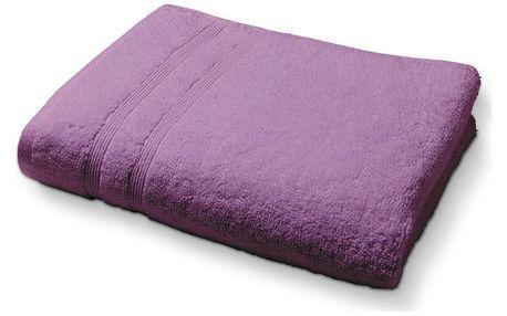 TODAY TODAY Ručník 100% bavlna Figue - fialová