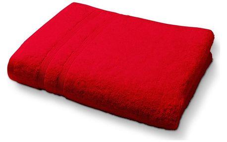 TODAY TODAY Ručník 100% bavlna Pomme d'amour - červená