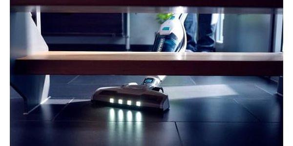 Leifheit Akumulátorový vysavač Rotaro PowerVac 2v1 16V 119275
