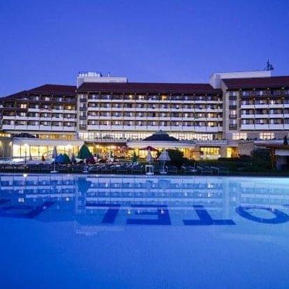 Tapolca, Hunguest Hotel Pelion**** s léčebnou jeskyní a wellness zónou