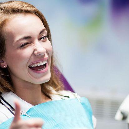 Zirkonová zubní korunka pro krásný úsměv