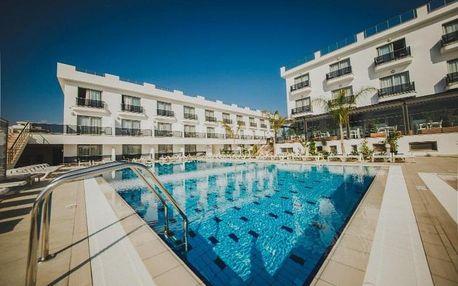 Kypr - Famagusta letecky na 8 dnů, snídaně v ceně