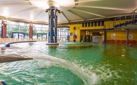 Lendava, hotel Lipa*** s wellness s parafínovou termální vodou