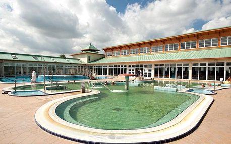 Mosonmagyaróvár, Thermal Hotel Superior *** se vstupem do lázeňského komplexu