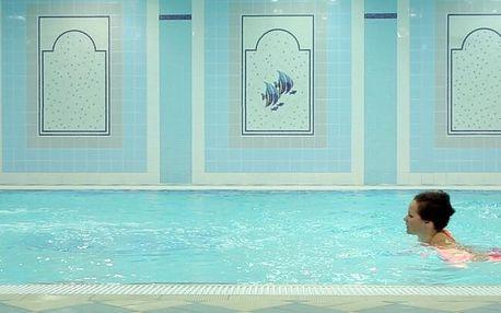 Mariánské Lázně, hotel Pacifik**** s přímořským designem